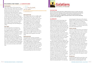 Sample: Galatians